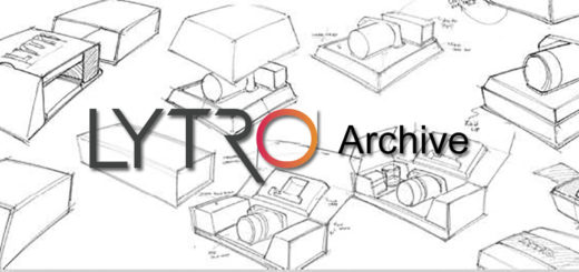 Lytro Archive (background drawing: Steven Shainwald)