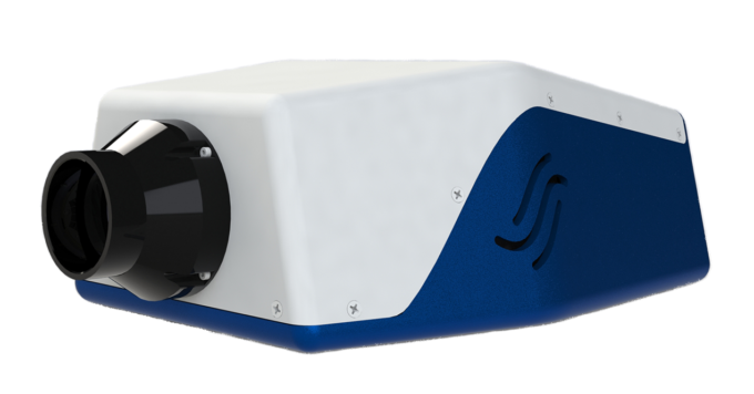 LightShift LVIRA: Light Field Camera for Spectral and Polarization Imaging (Mockup picture: Surface Optics Corporation)