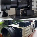 LightShift prototypes as presented in the company's technical paper: VNIR Hypersensor Imager (400 - 950 nm, top) and SWIR Hypersensor Imager (900 - 1700 nm, bottom) (picture: McCormick et al. 2018)