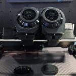 Binocular CREAL3D prototype (photo: Road to VR)